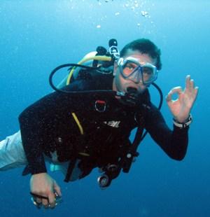 PADI Rescue Diver Course Koh Lipe