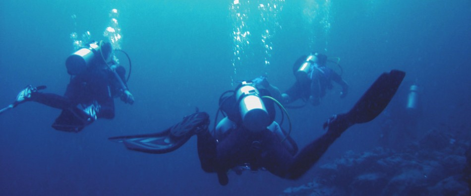 Courses in Advanced Diving