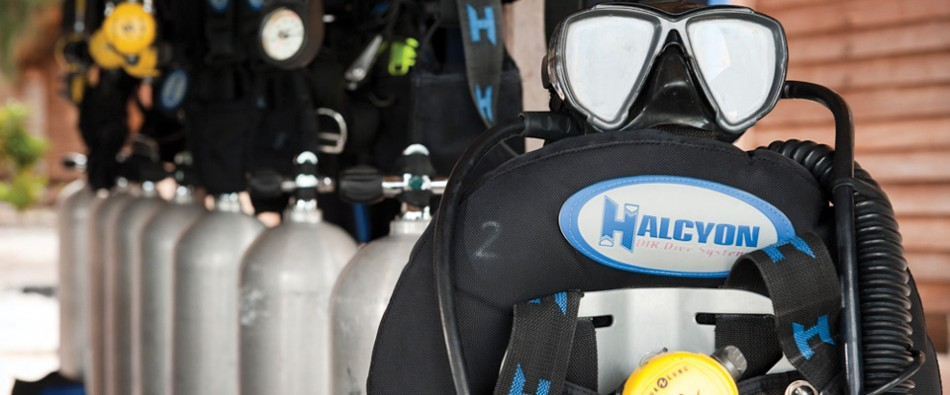Halcyon, Aqualung Scuba Diving Equipment