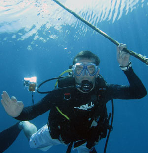 PADI Divemaster Course, Koh Lipe