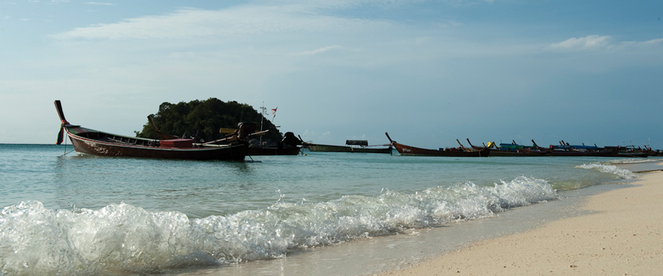 Beach on Koh Lipe