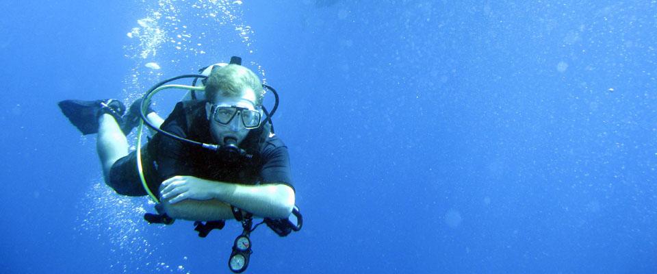 PADI Diving