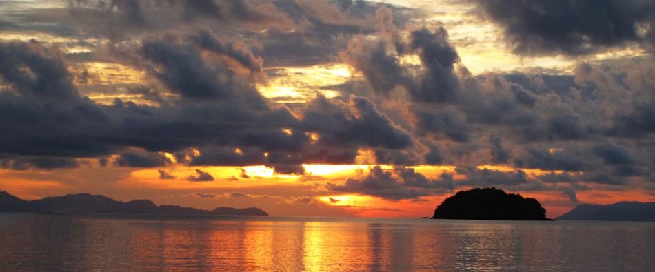 castaway sunrise